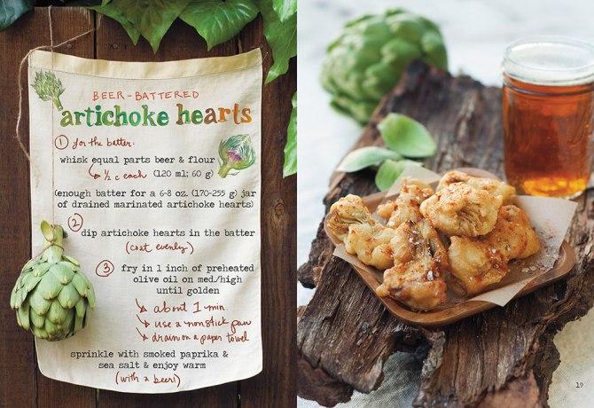 Forest feast artichoke hearts