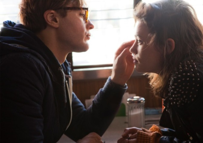 A scene from I ORIGINS, the highly-anticipated follow-up from director Mike Cahill.