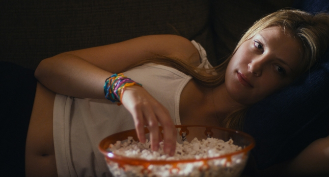 Zoe Levin in PALO ALTO, based on the short story collection by James Franco.
