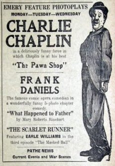 PAWNSHOP Chaplin