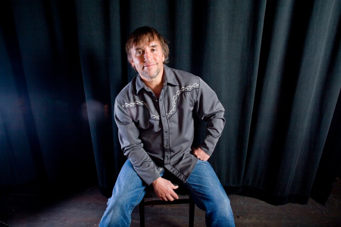 Richard Linklater, recipient of the Founder's Directing Award at the SF Int'l. FF