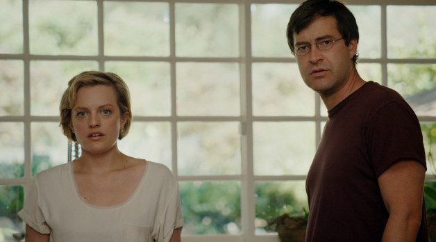 Elisabeth Moss and Mark Duplass in THE ONE I LOVE.