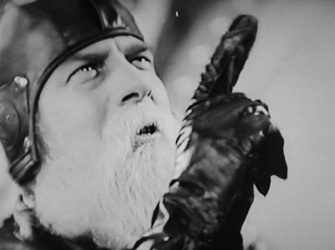 COSMIC VOYAGE (dir. Vasili Zhuravlyov, 1936)