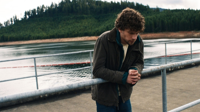 Jesse Eisenberg in Kelly Reichardt's NIGHT MOVES.