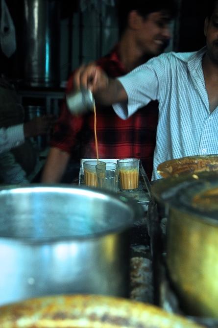 Bombay Cutting Chai. Photo by Raj Rishi More.