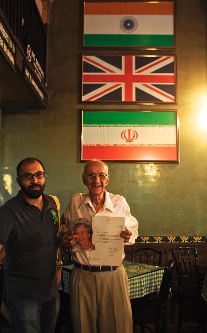 Cafe Britannia and Boman. Photo by Raj Rishi More.