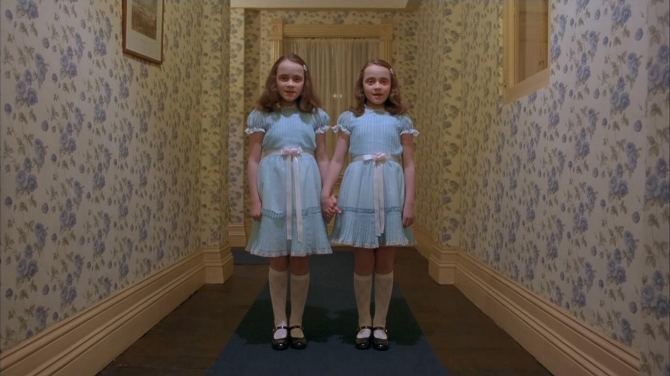 the-shining Twins