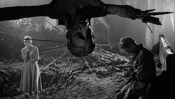 ASHES AND DIAMONDS (dir. Andrzej Wajda, 1958)