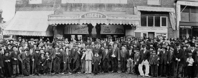 Chaplin liberty chaplins