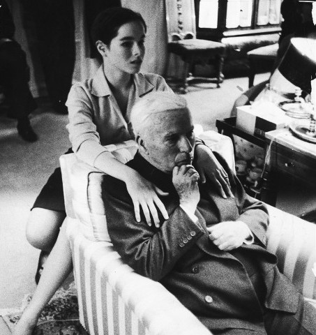 Chaplin oona & charlie