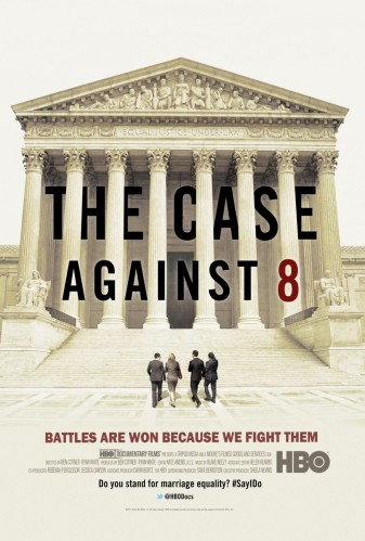 frameline case against 8 poster