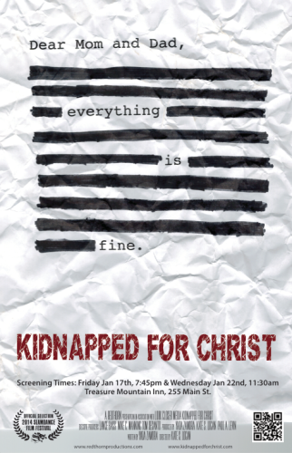frameline kidnapped for christ
