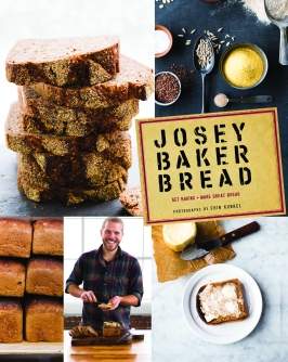 Josey Baker Bread COV