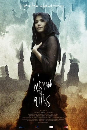 NFC woman of the ruins
