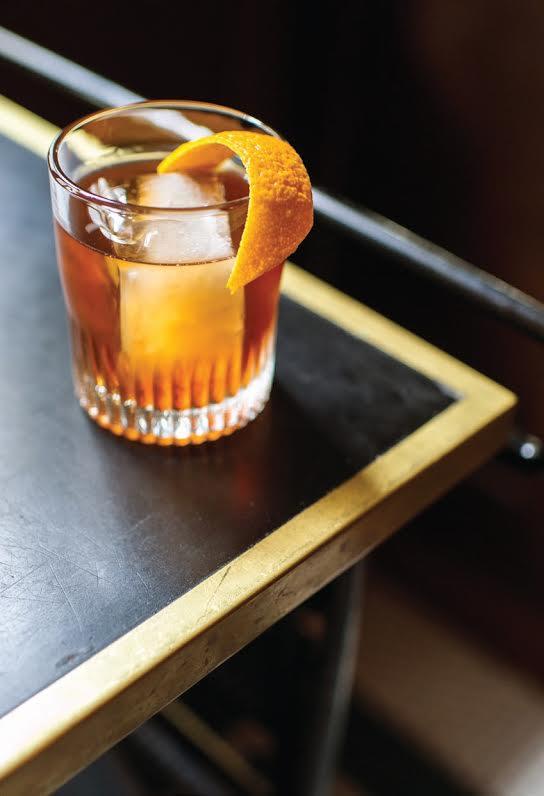 Old rye bourbon