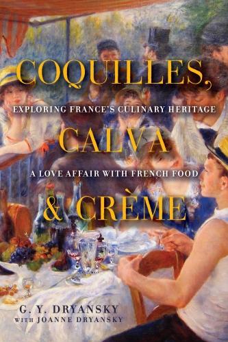 Coquilles Calva and Creme