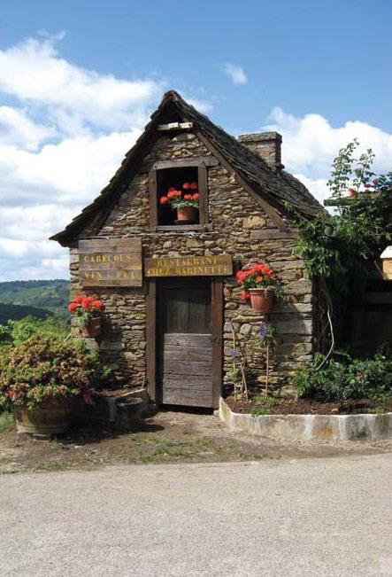 Chez Marinette in Le Fel, lodestone for regional gourmands who relish Sunday lunch in an ordinary house next door.