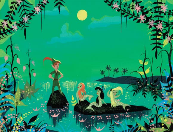 MaryBlair Peter Pan