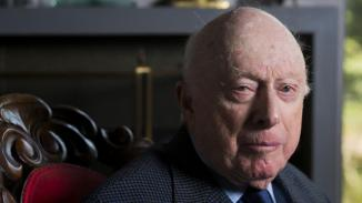 Norman Lloyd. Photo by Jay L. Clendenin.