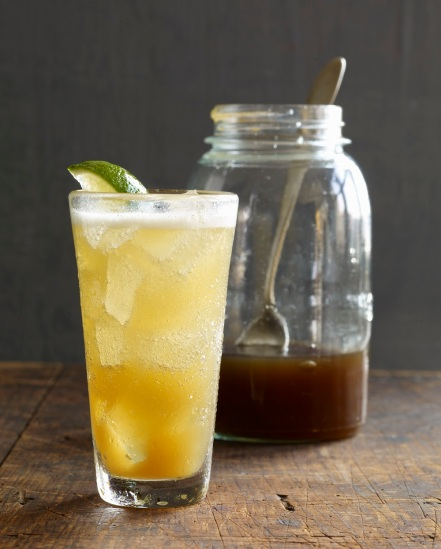Roots_Homemade Ginger Ale