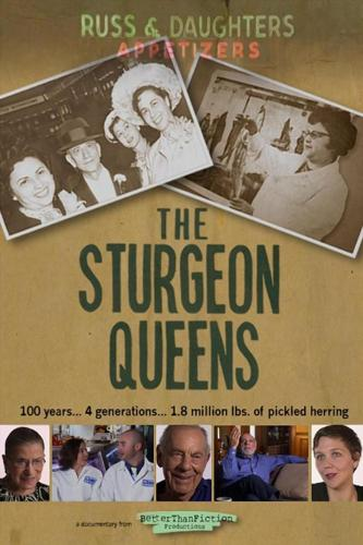 sturgeon queens_poster