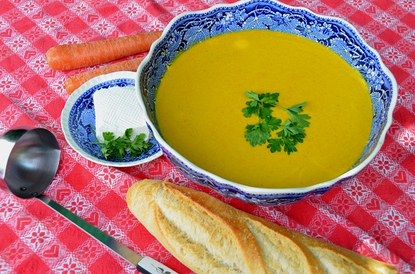 Tunisian Carrot Soup