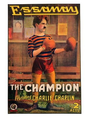 AP679-charlie-chaplin-the-champion