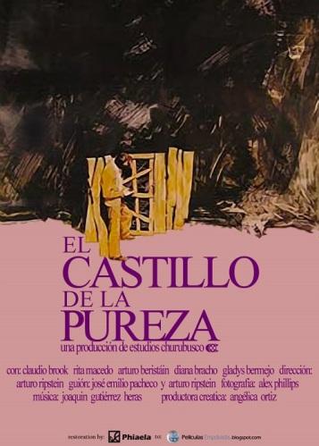 el castillo de la pureza_poster