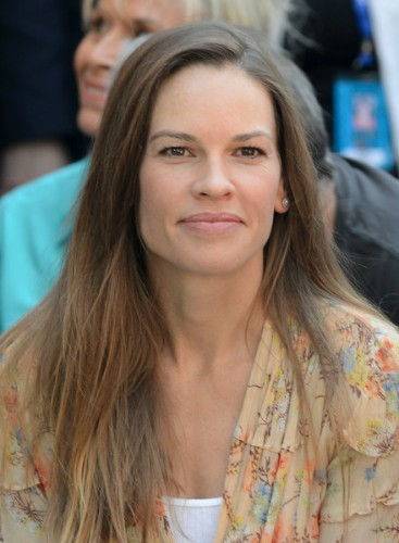 Hilary Swank. Photo by Vivien Killilea/Getty Images.
