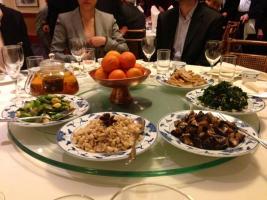 Chiang banquet