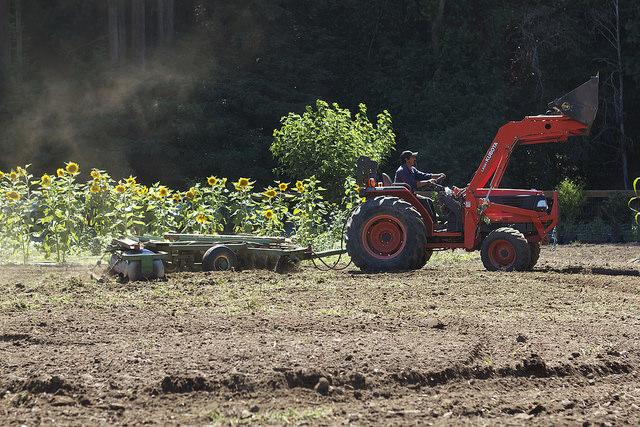 Sabor tractor