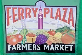 Ferry plaza