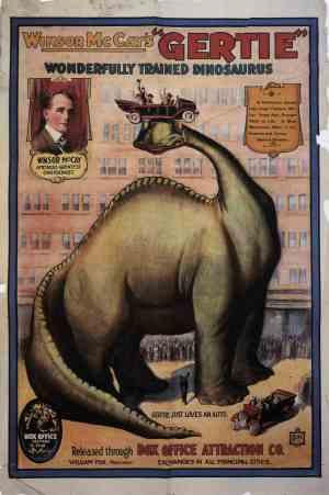 Gertie-the-Dinosaur-poster