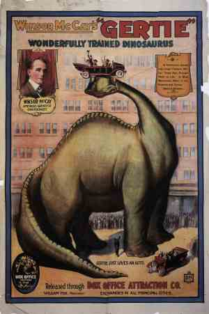 Gertie-the-Dinosaur-poster