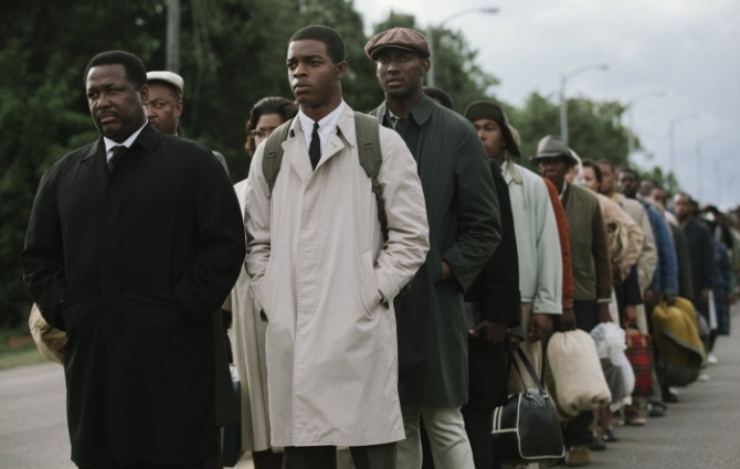 Selma -Stephan James