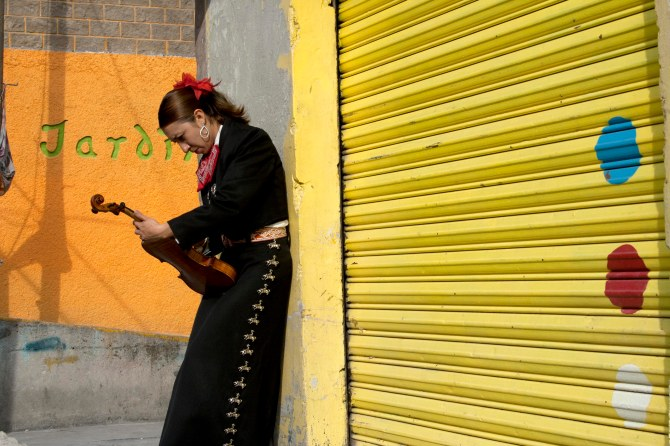 Doris Dörrie's This Lovely Shitty Life is a portrait of Mexico City's female mariachis.