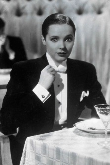 Jessie Matthews blazed a trail for Julie Andrews and Blake Edwards with 1935's First a Girl .
