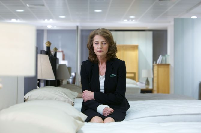 Fifty years on from her film debut, Charlotte Rampling still has the knack in I, Anna.
