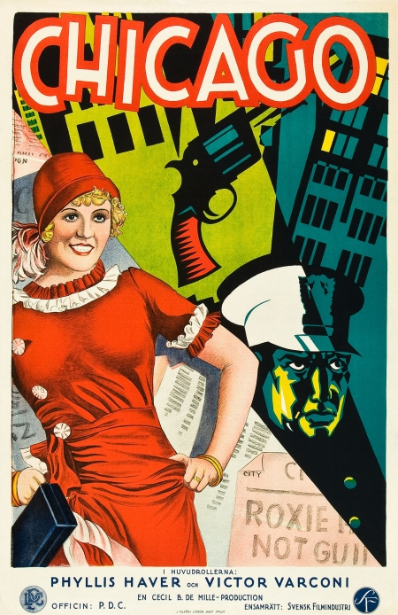 Poster - Chicago (1927)_01
