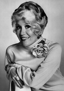 Jan worked with Rona Barrett on TV.