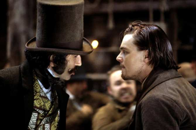 Gangs of New York 's Bill the Butcher (Daniel Day Lewis) and Amsterdam (Leonardo DiCaprio)—who would you rather be?