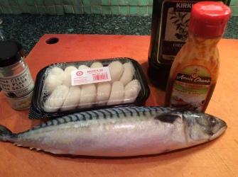 Mochi Ingredients