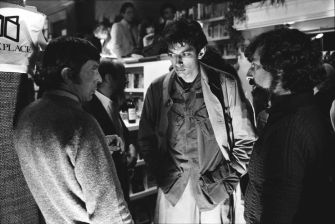 : I, Pod: Leonard Nimoy, Jeff Goldblum and director Philip Kaufman on the set of Invasion of the Body Snatchers  (1978).