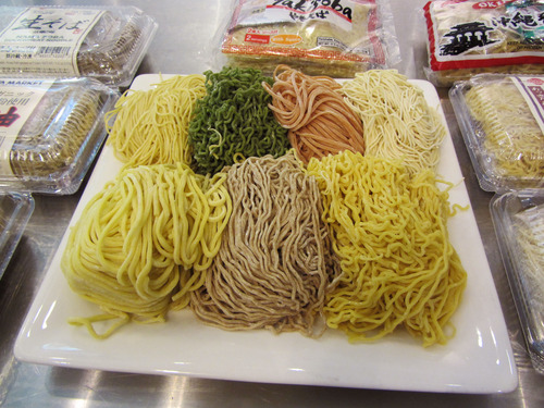 noodle variety