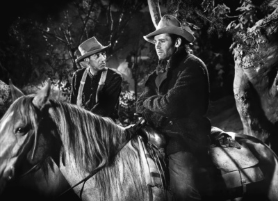 How the west was hung: Henry Fonda in 1943's The Ox-Bow Incident.