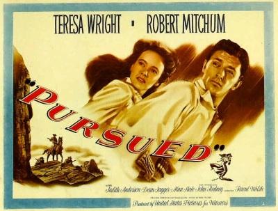 PursuedPoster