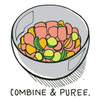 Combine&Puree
