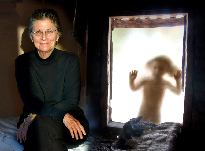 Joan Halifax is profiled in Giving Life to Life.