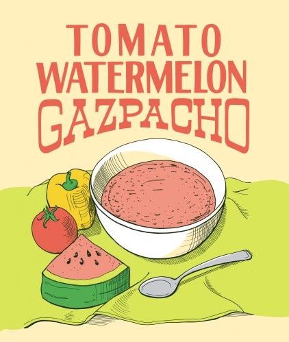 TomatoWatermelonGazpacho