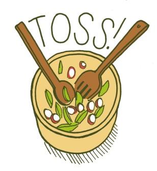 Toss!